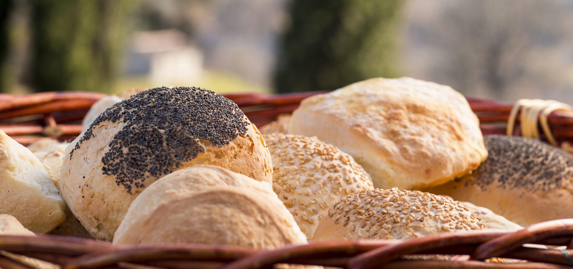 Pane fatto in Castello tutte le sere