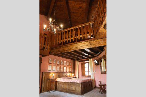 Camera della Suite Imperiale dello Scoiattolo