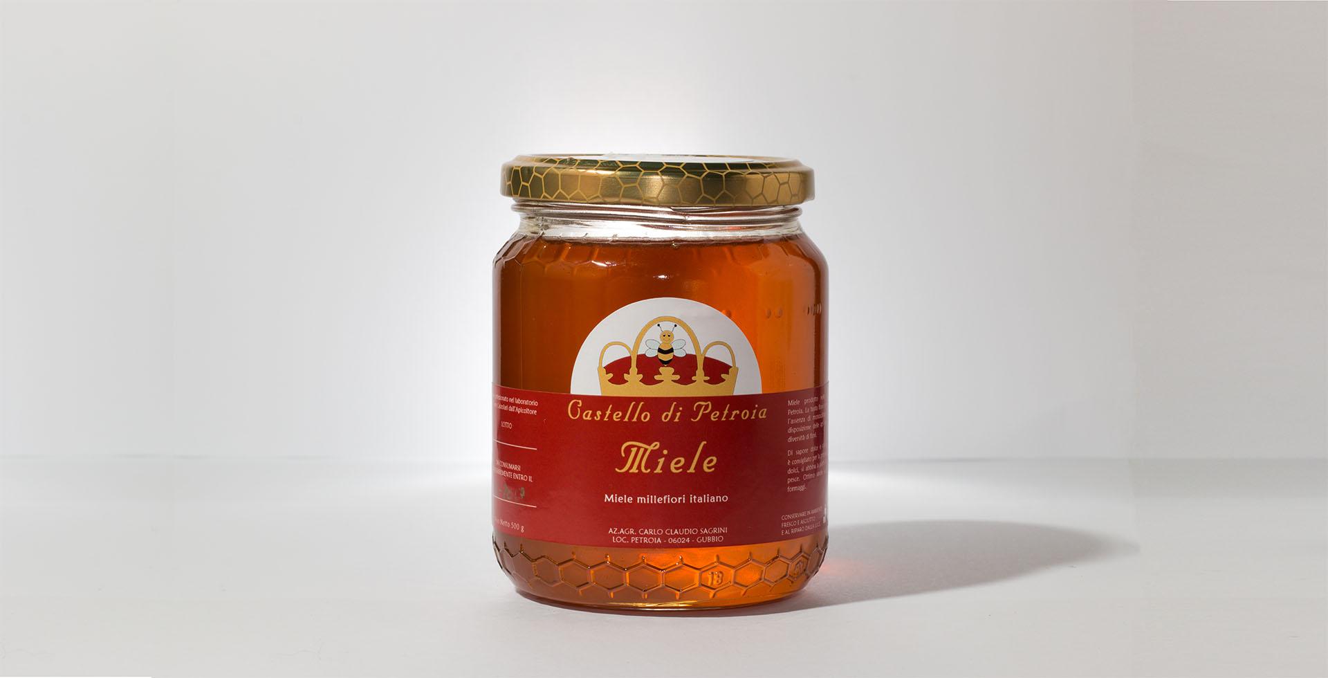 Fattoria – barattolo miele