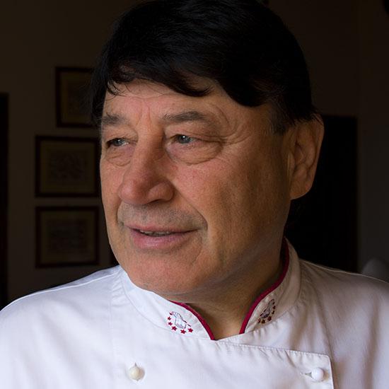 Walter Passeri Chef
