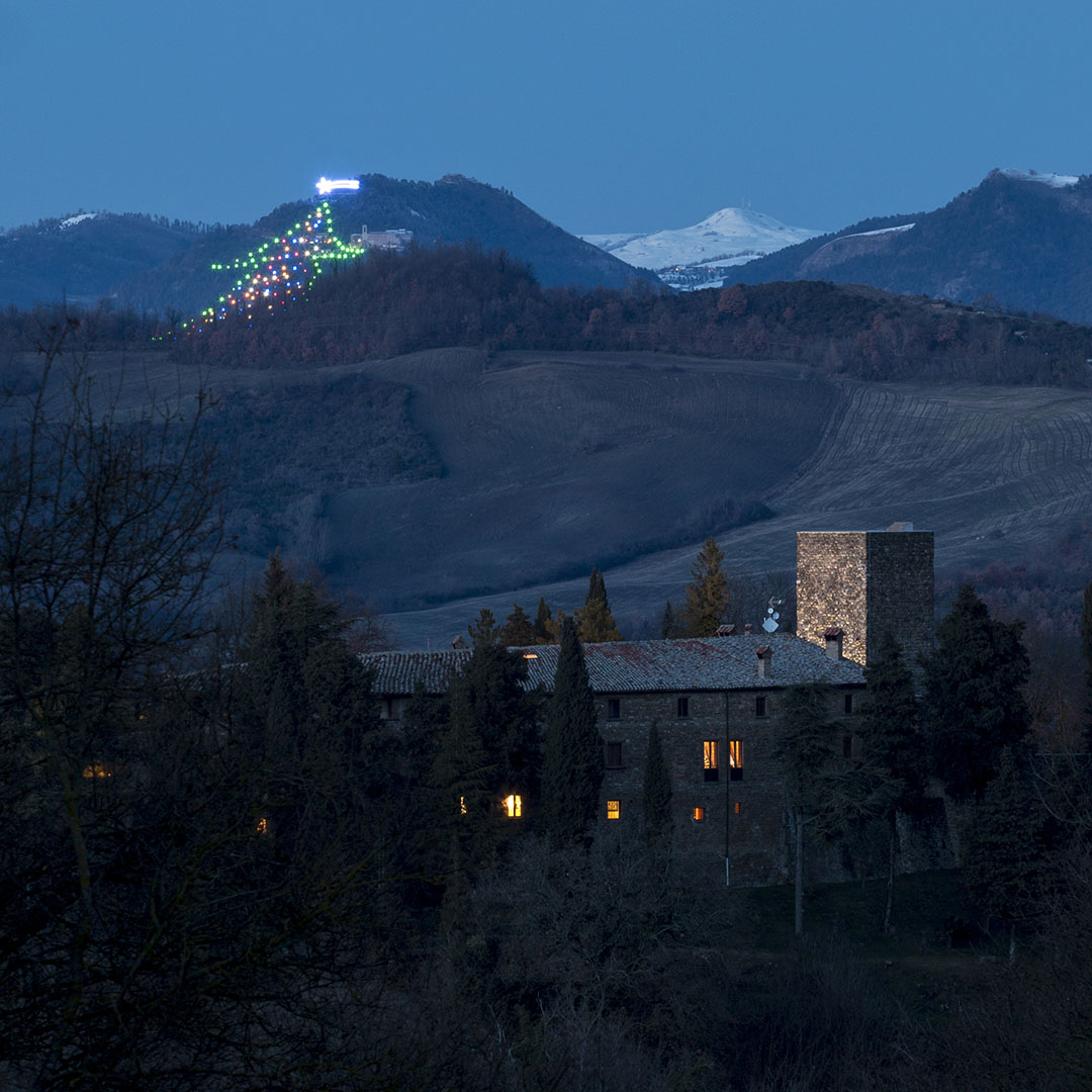 Natale_albero_di_Gubbio_e_Castello