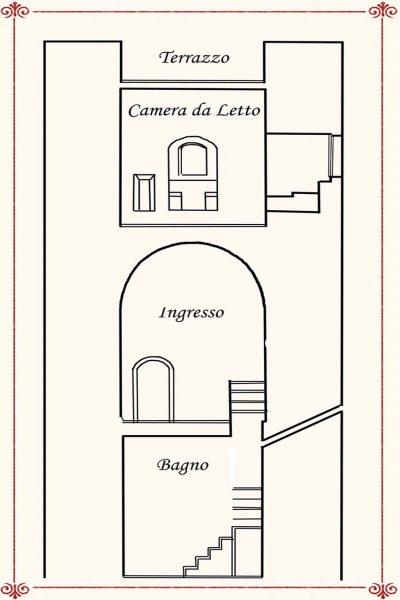 Planimetria della Torre medievale - Petroia