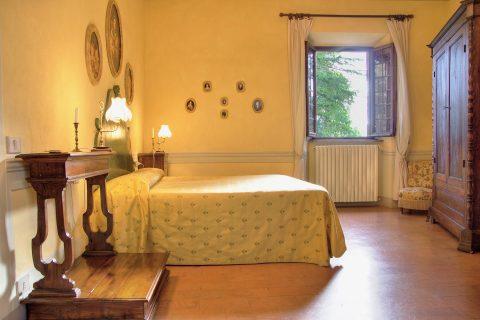 Camera della Suite Ducale Battista Sforza
