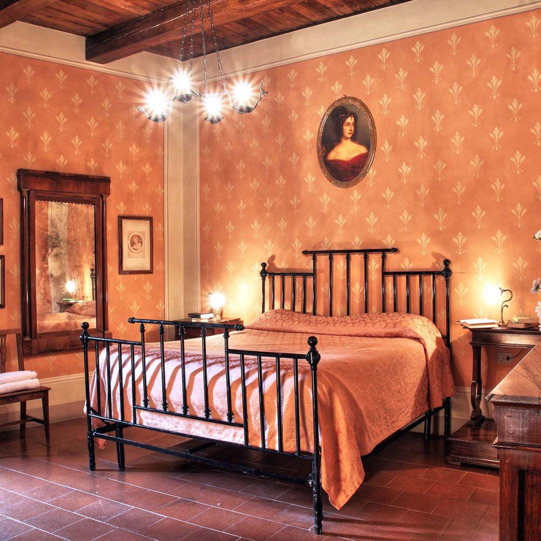 Camera della Suite Ducale Federico Dux